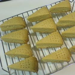 Brown Sugar Spiced Shortbread mezzofortay