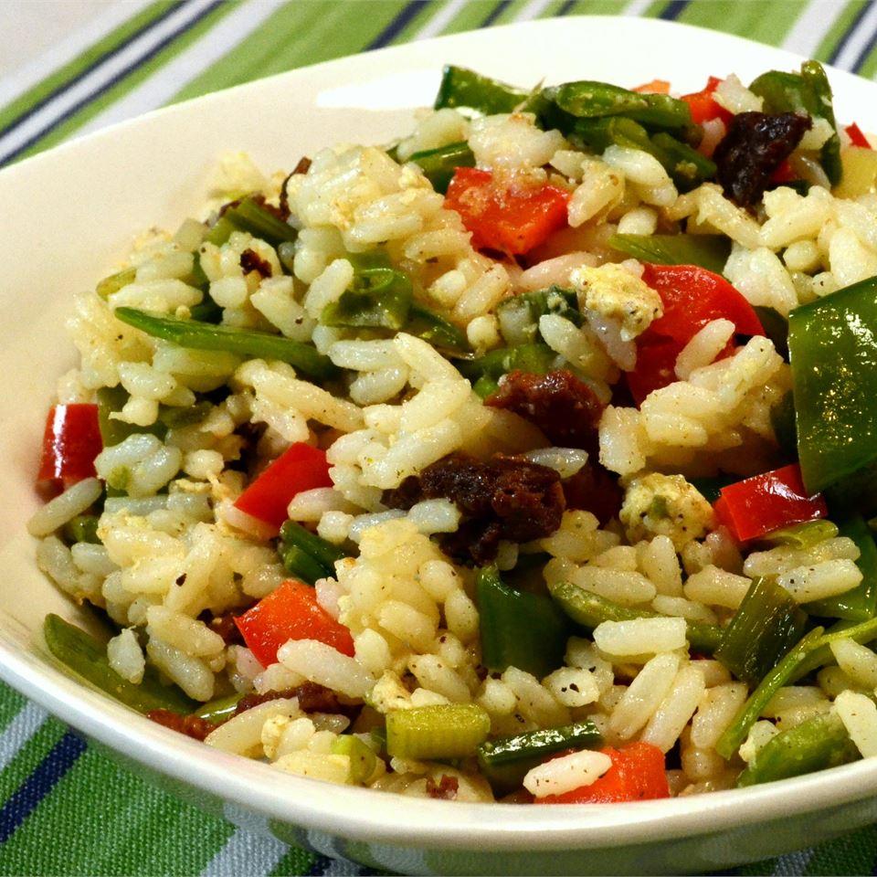New Year's Fried Rice *Sherri*