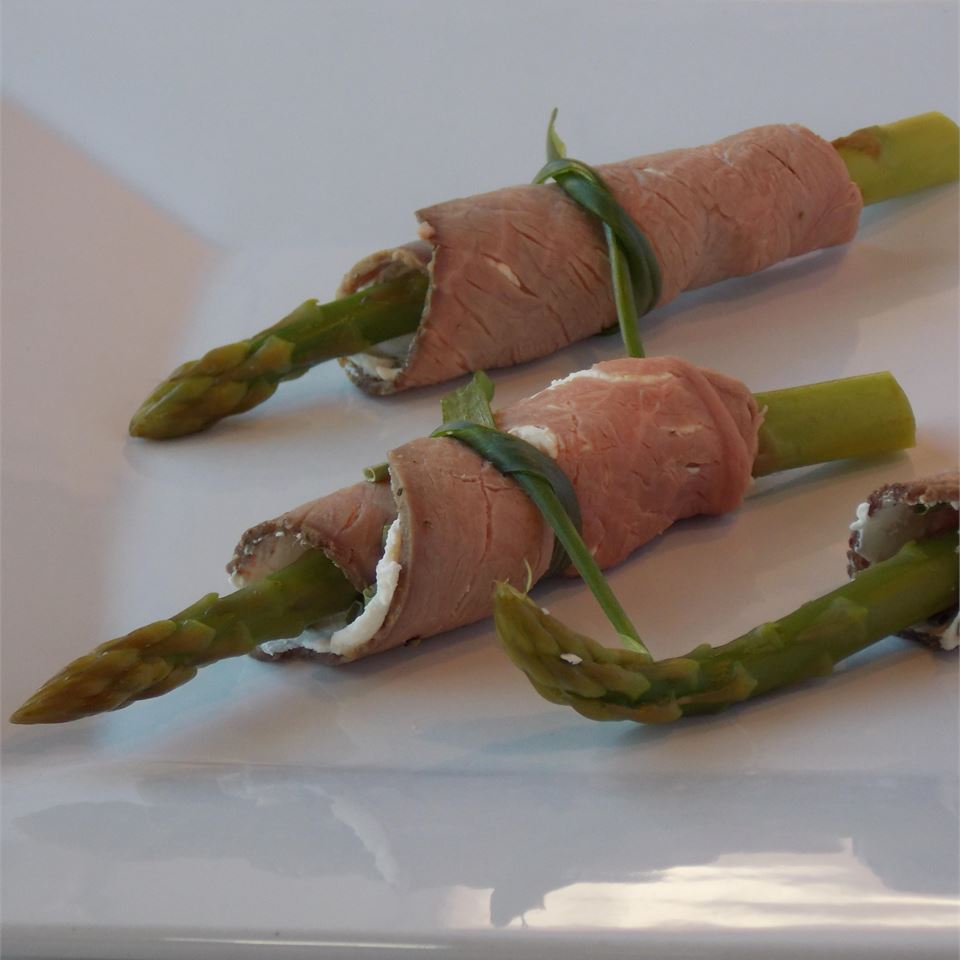 Asparagus Beef Bundles