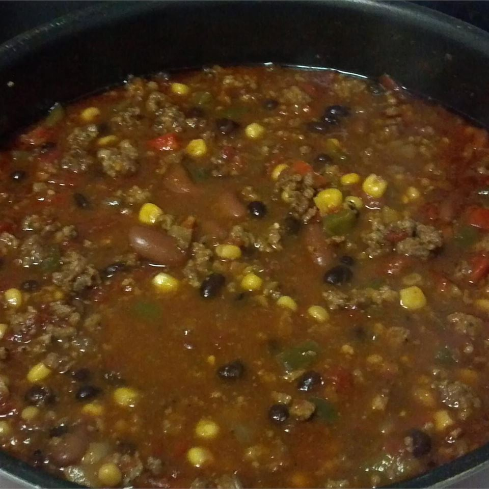 Chad's Slow Cooker Taco Soup Scott Frazier