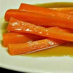 Amaretto Sauce for Carrots