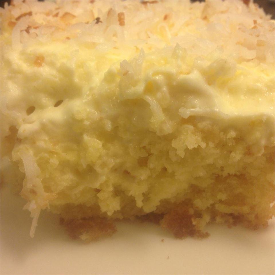 Hawaiian Wedding Cake III Jenn Harmon Jones