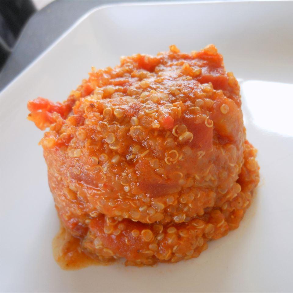 Spanish-Style Quinoa SunnyDaysNora