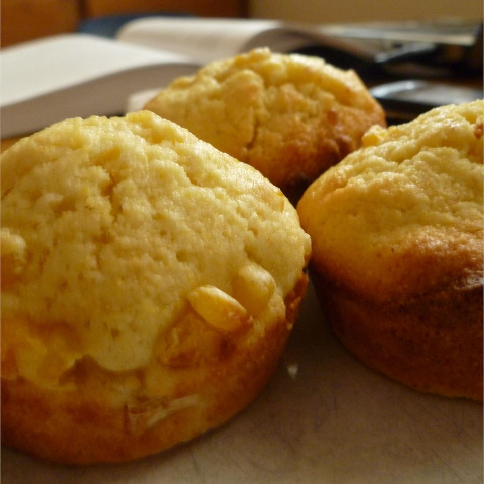 Krissy's Best Ever Corn Muffins