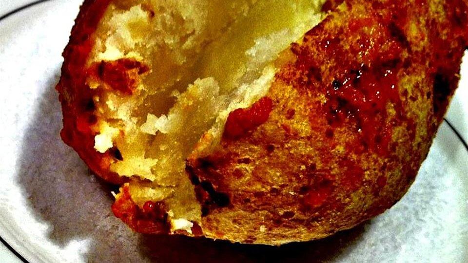 Skintastic Baked Potatoes