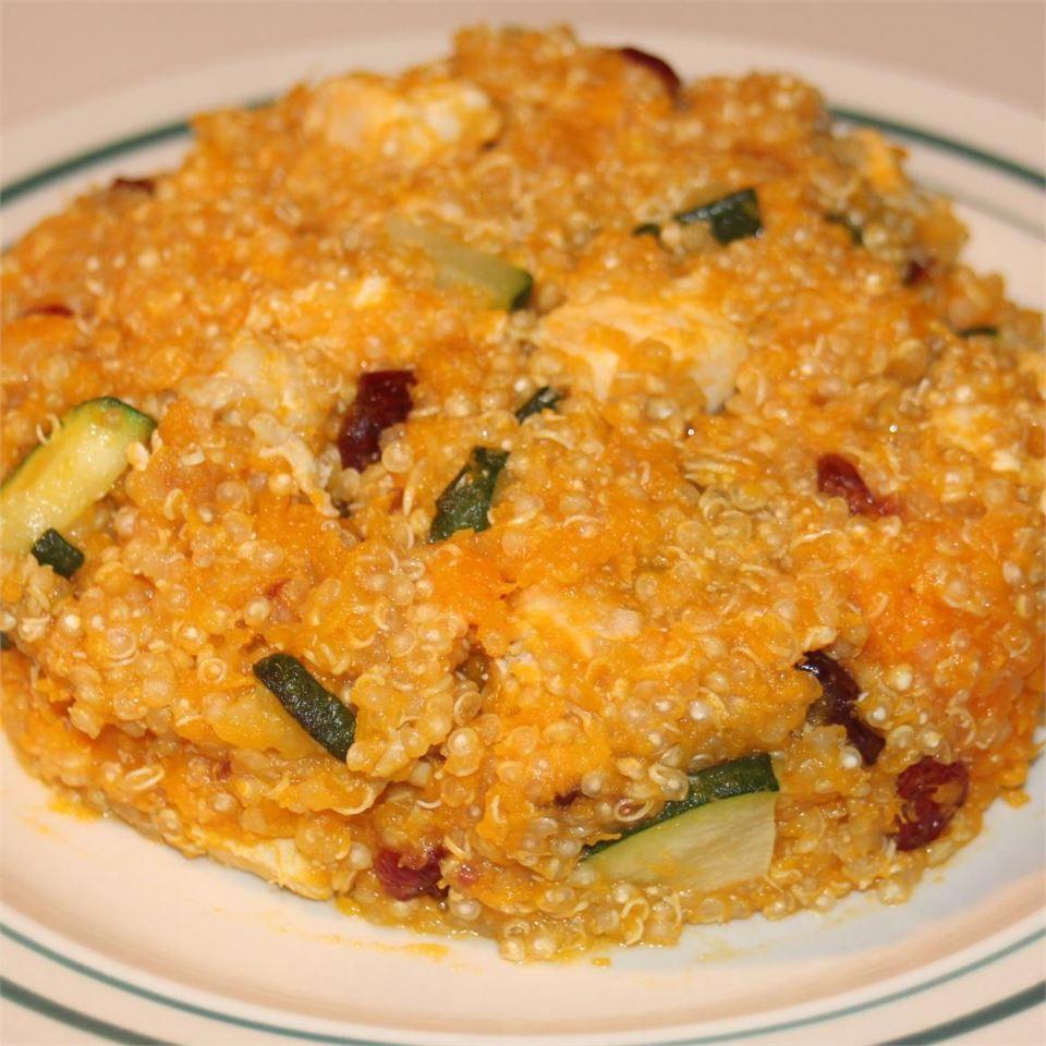 Quinoa Stuffing Scott M.