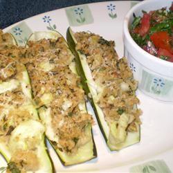 Stuffed Zucchini II