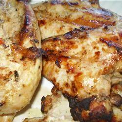 Grilled Lemon Chicken Muffinmom