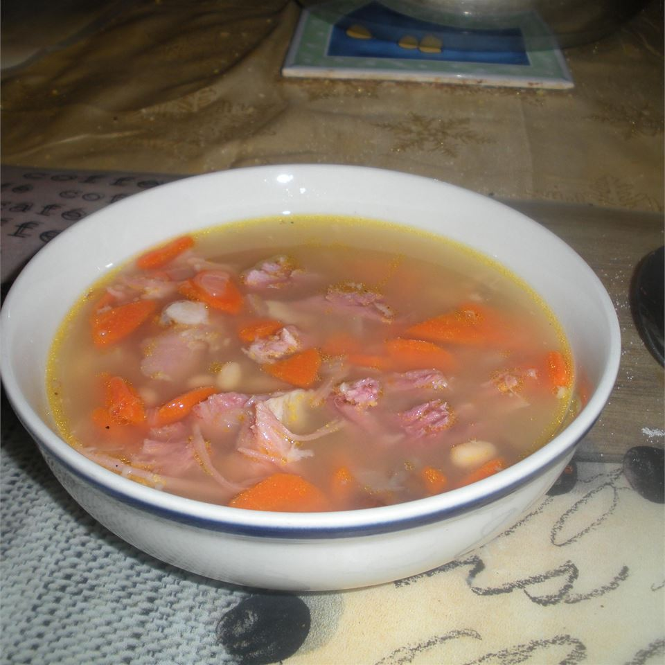Ham and Great Northern Bean Soup Cathy G.