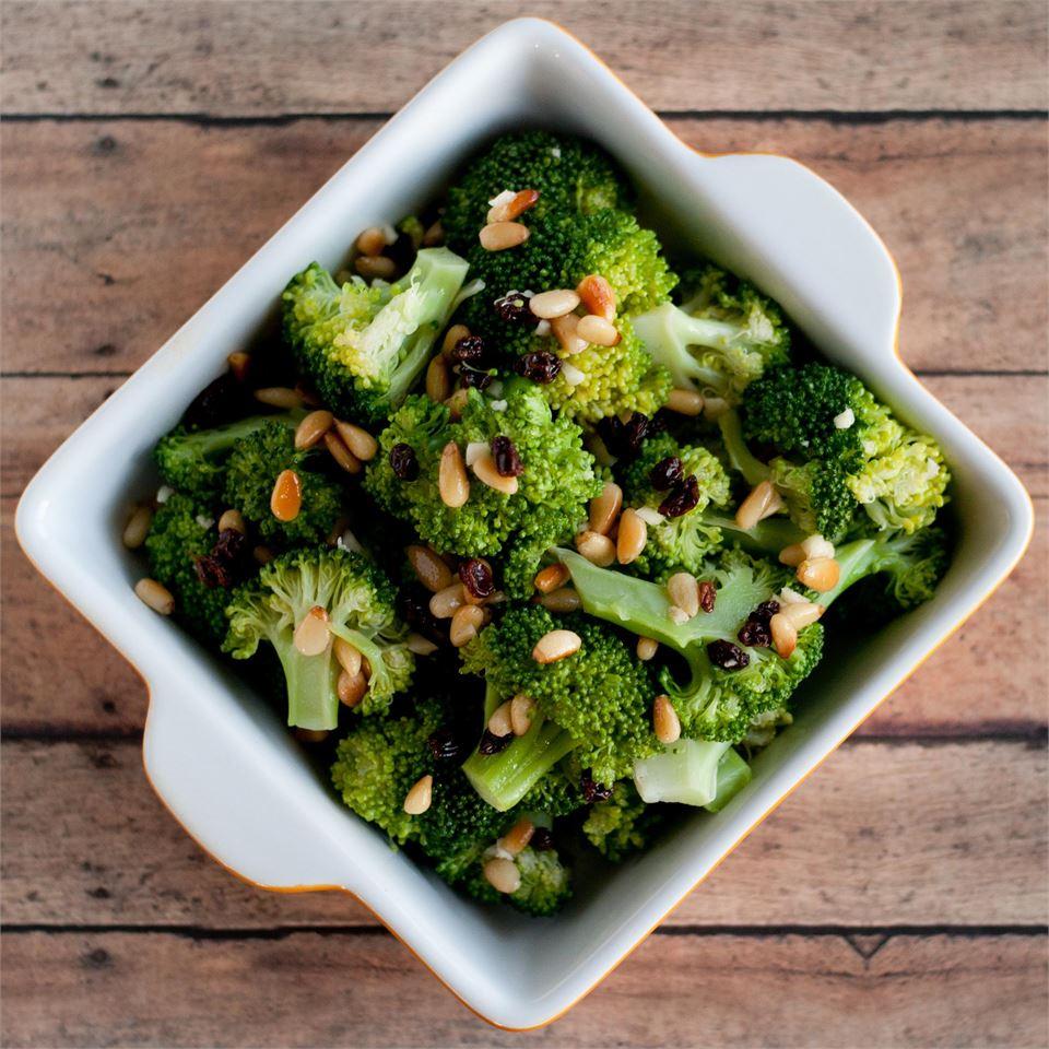 Garlic Broccoli Salad France C