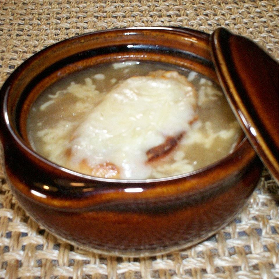 French Onion Soup X