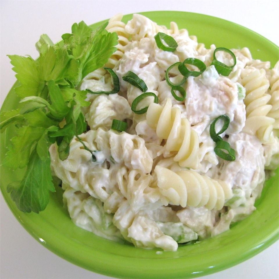 Turkey Macaroni Salad Kathy W.