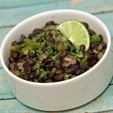 cuban style black beans recipe