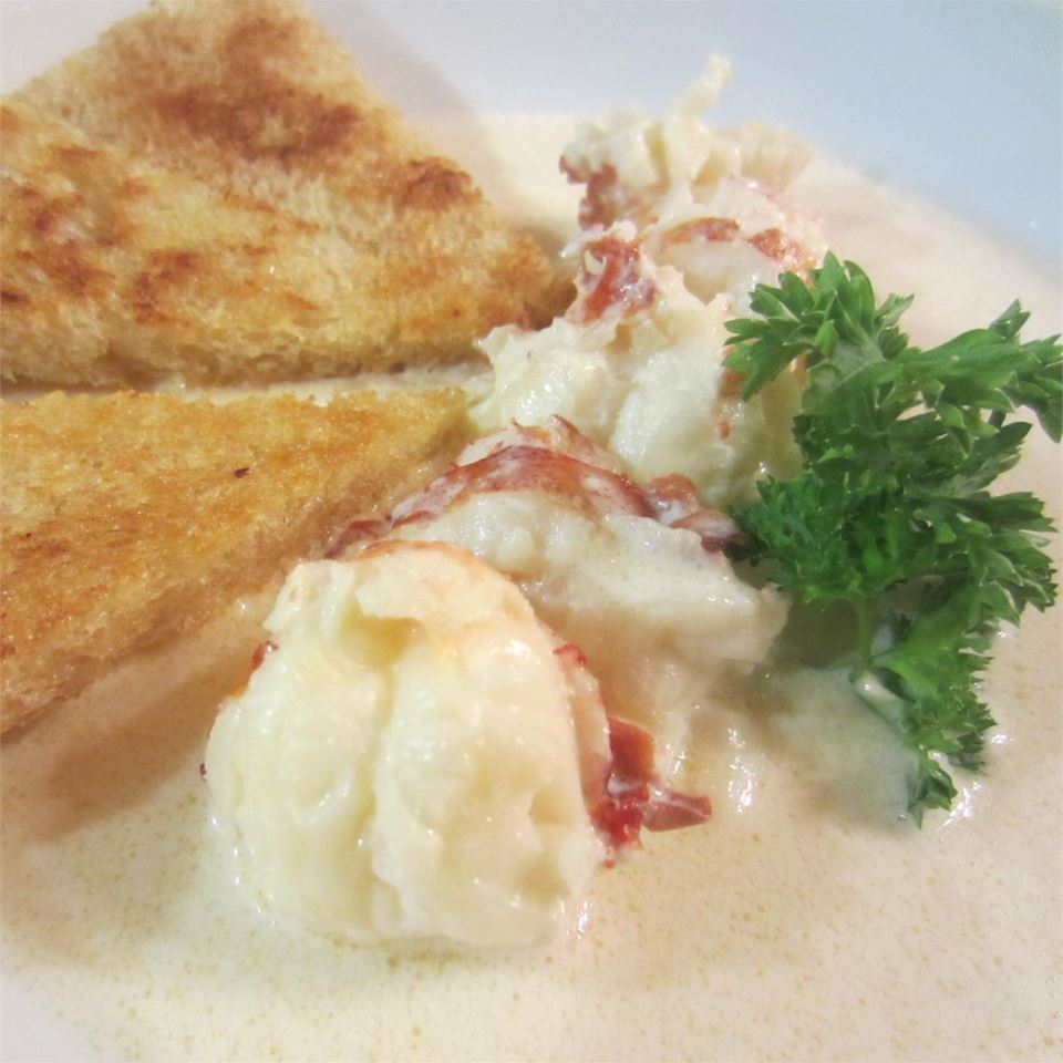 Lobster Fricassee