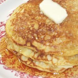 Buttermilk Oatmeal Pancakes Deb C