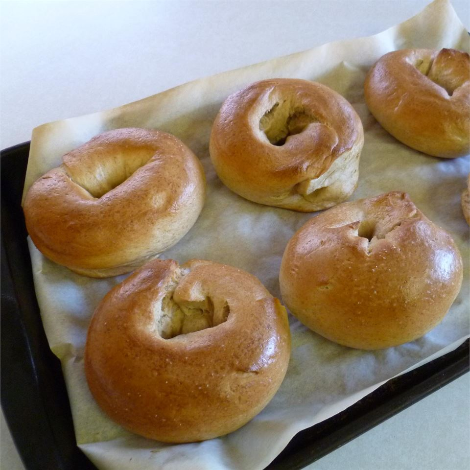 Real Homemade Bagels