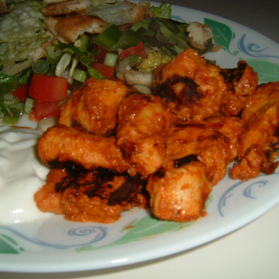 Shish Tawook Marinated Chicken