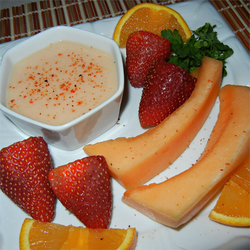 Cantaloupe Dressing Kimberly H.