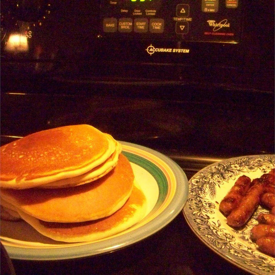 Ginger-Spiced Pancakes Paula Todora (Paula T)