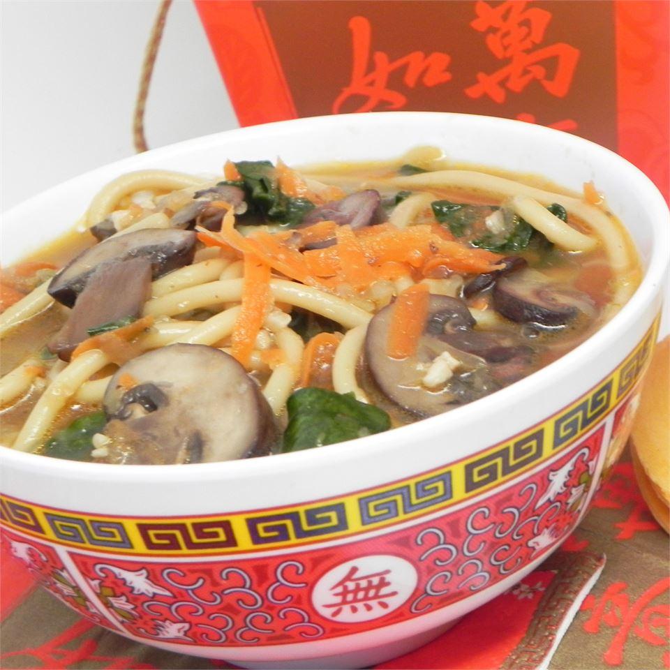 Asian Mushroom Soup Soup Loving Nicole