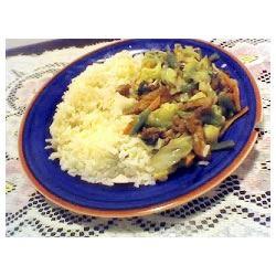 Stir-Fried Vegetables with Chicken or Pork jamvibes