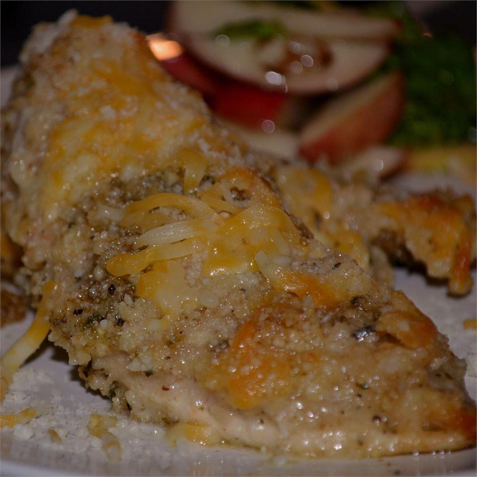 Garlic Lover's Chicken Ashley Geist