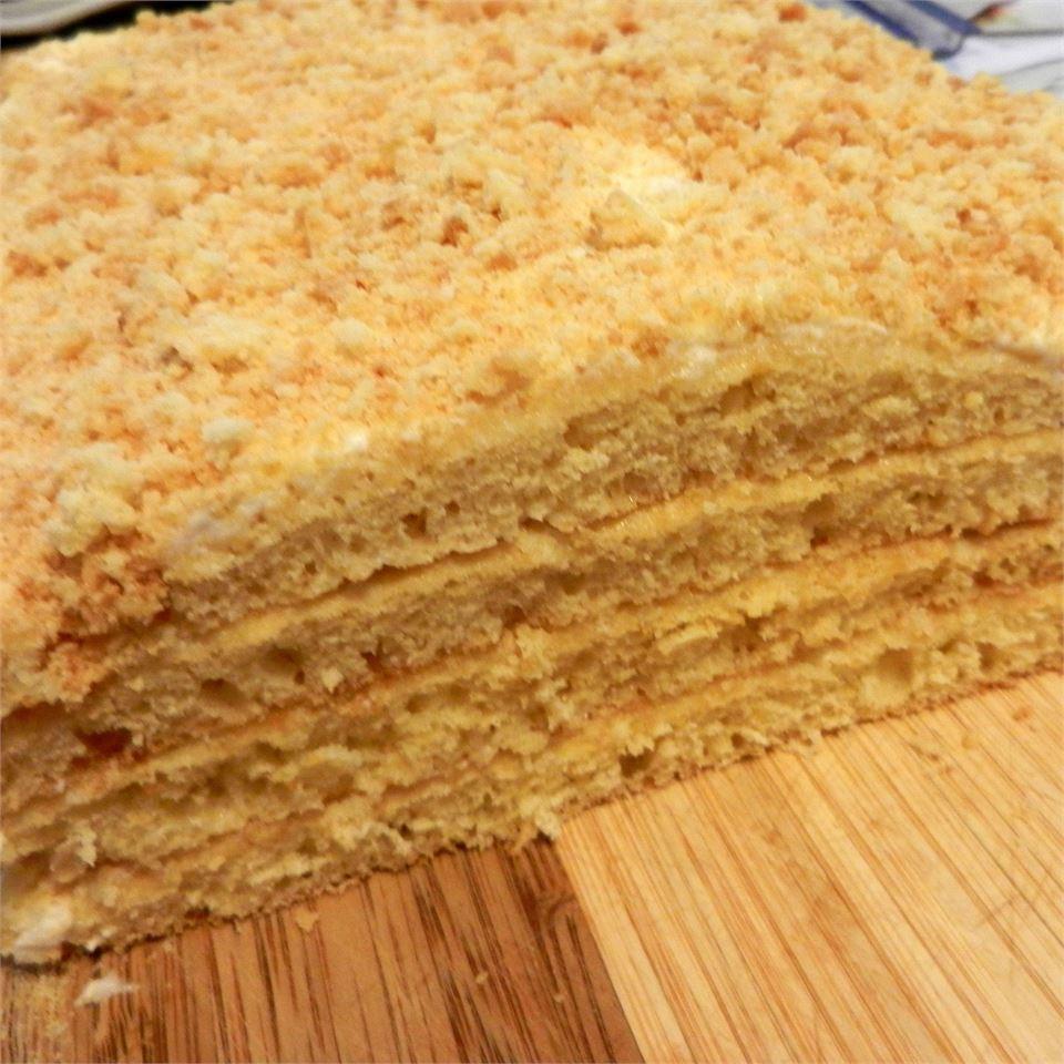 Latvian Honey Cake notpickyeater
