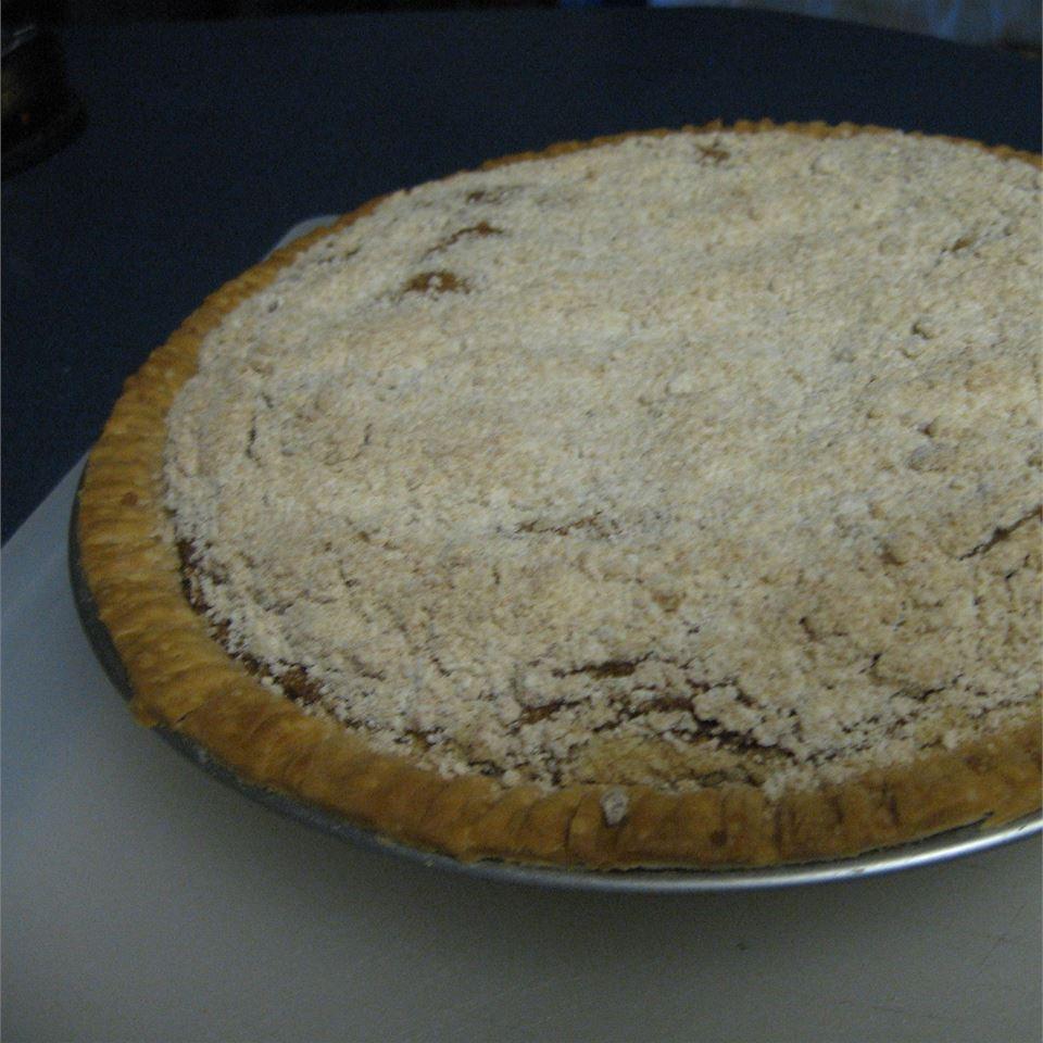 My Grandma's Shoo-Fly Pie