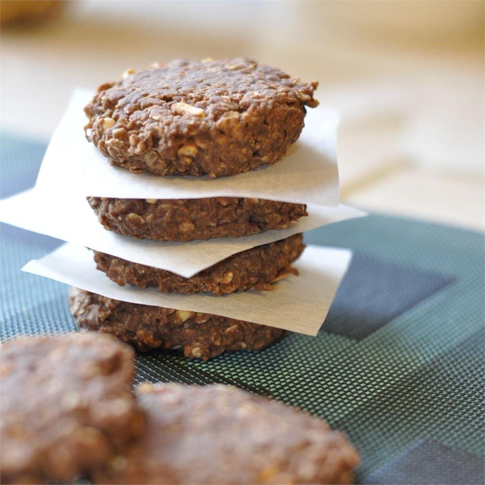 Healthier No Bake Cookies I