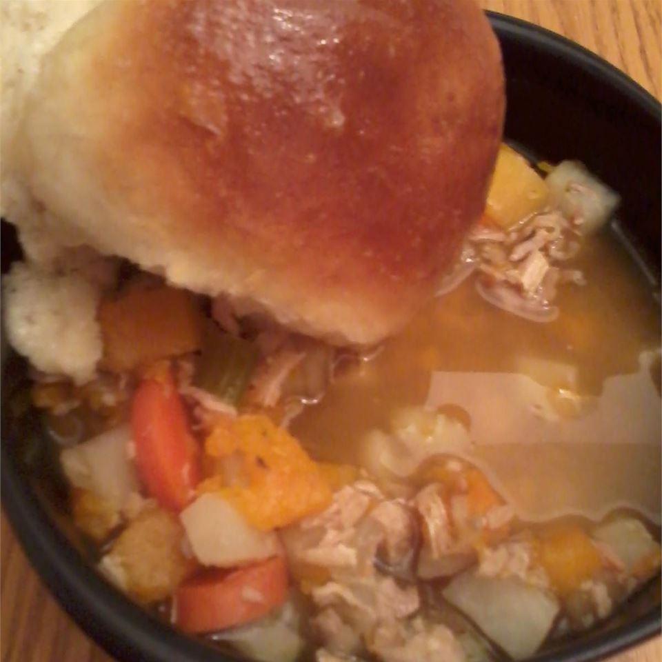 Pork and Squash Stew Tiera Conyers Everitt