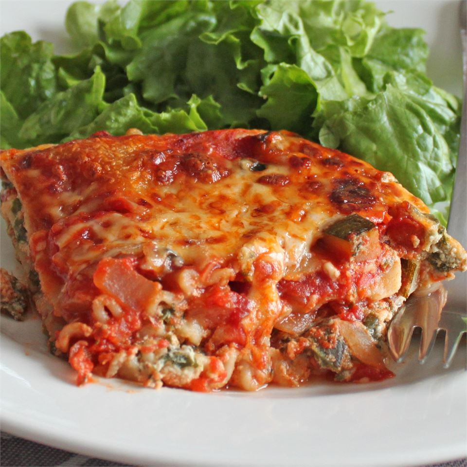 Meatless Monday Lasagna