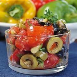 Cherry Tomato Salad naples34102