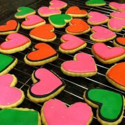 Easy Valentine Sandwich Cookies LatinaCook