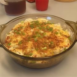 Cheesy Potato Salad Seth H