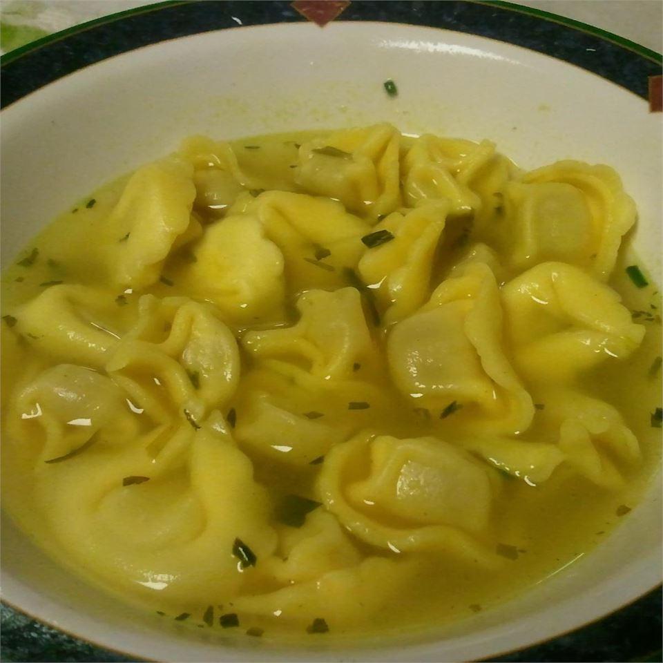 Tortellini Soup III Deborah Norris