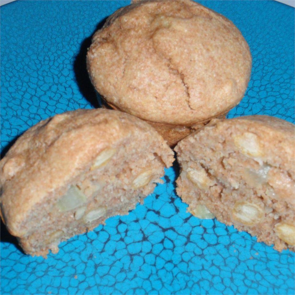 Zestos' Chickpea and Grape Muffins sueb