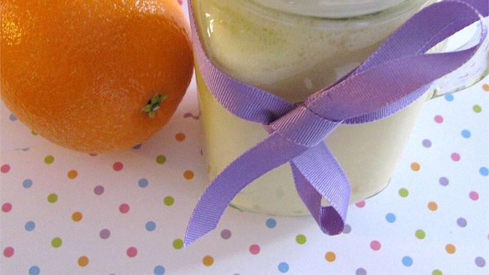 Creamy Orange Glorious
