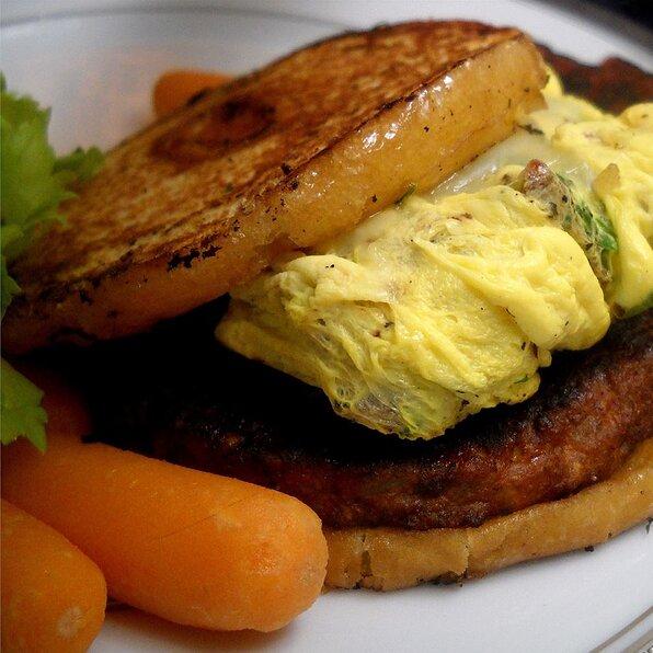 Breakfast Sandwich Heaven