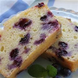 Blueberry Lemon Bread naples34102