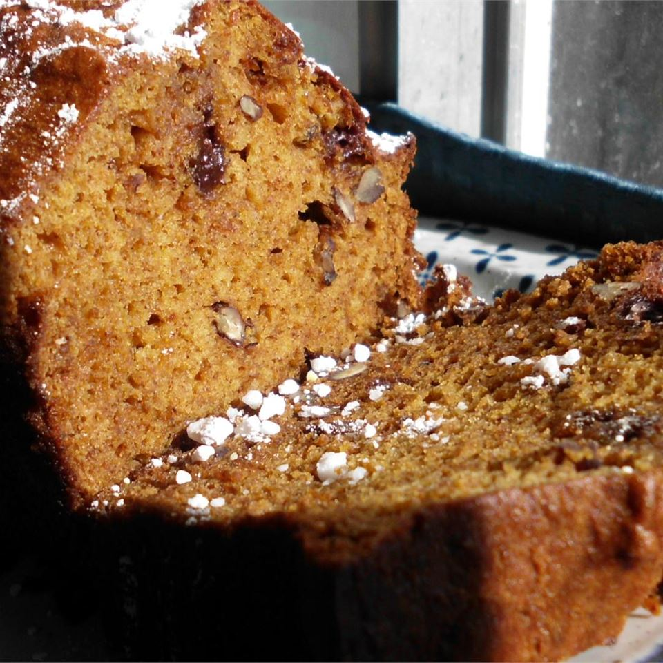 Applesauce Pumpkin Bread Occasional Cooker
