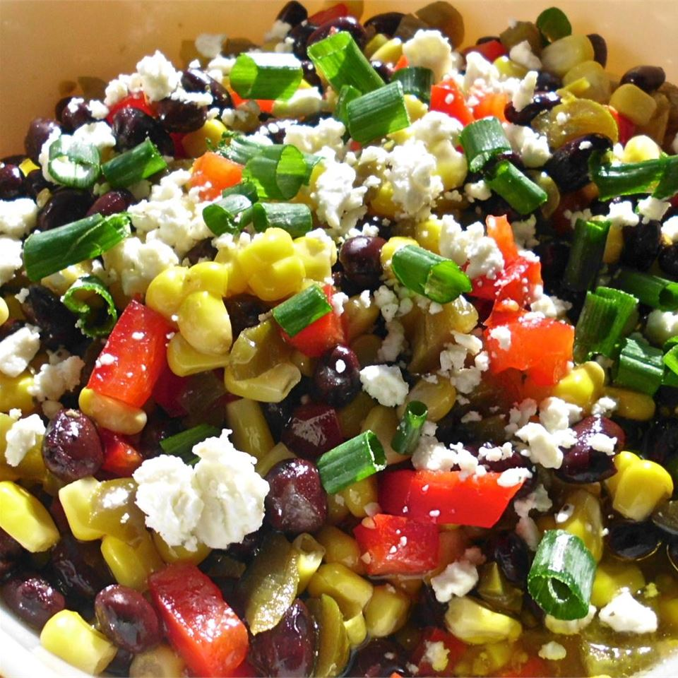 Black Bean and Feta Cheese Ugly Dip lisamiller55