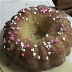 Crumbly Lemon Bundt Cake with Glaze Kim C.