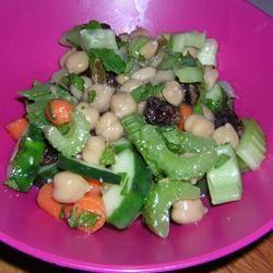 Cucumber and Mint Salad ADILIB