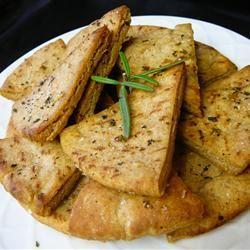 Pita Chips Molly