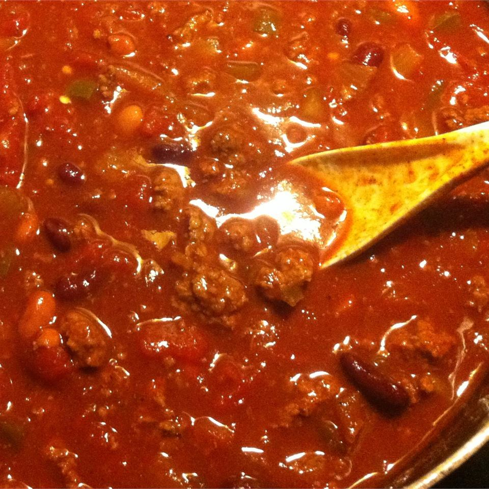 Just Like Wendy's® Chili Michael Courville