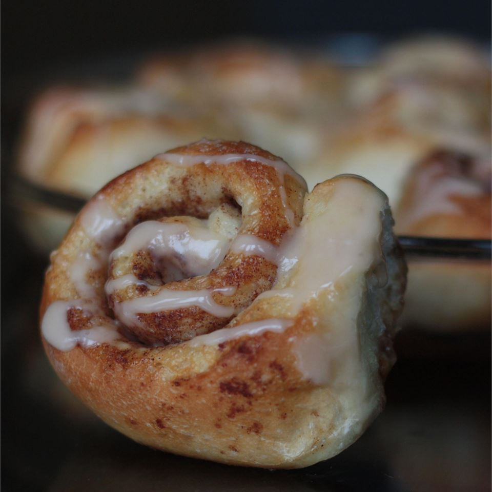 Cinnamon Rolls From Frozen Bread Dough Easy Recipe Allrecipes