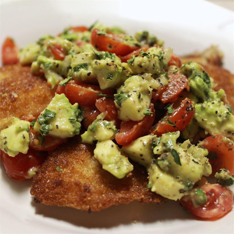 tomato mint quinoa salad recipe