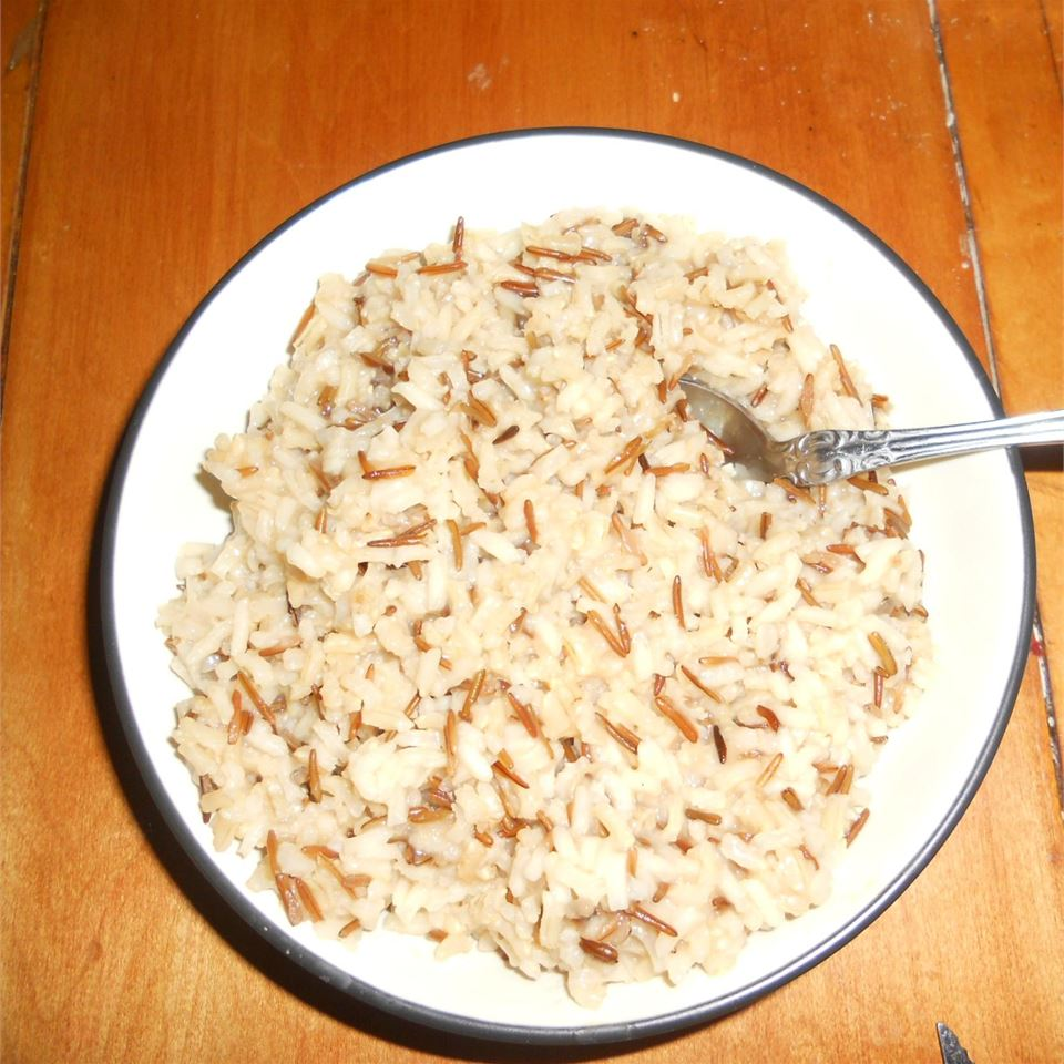 Wild Rice Pilaf lonwolf32