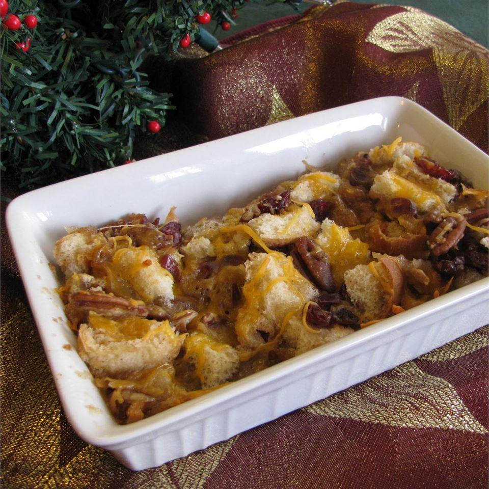 Christmas Bread Pudding Marc Boyer