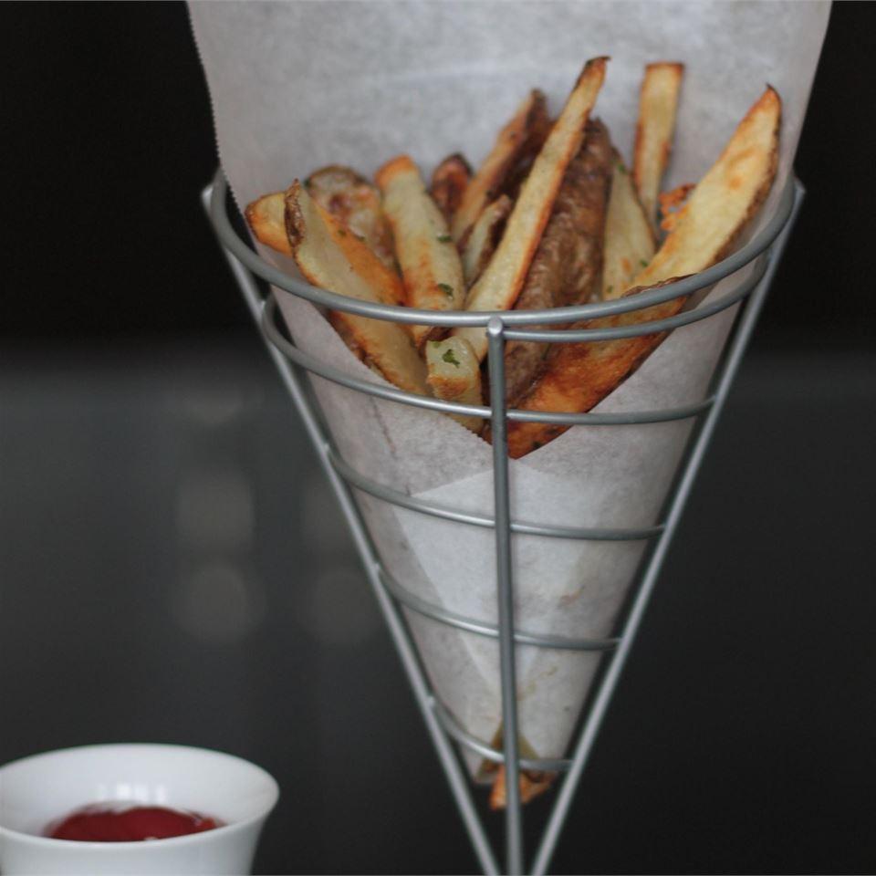 Divine French Fries sanzoe